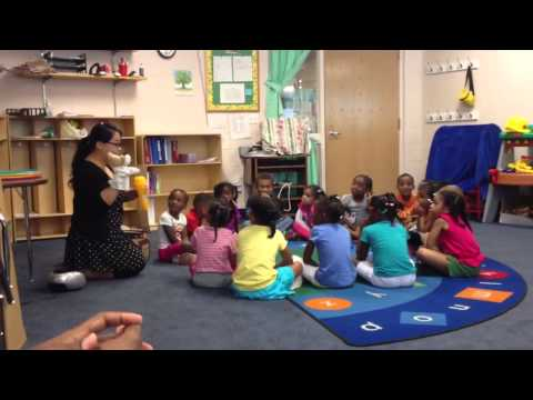 Preschool/K Lango Mandarin class