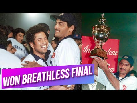 india-won-breathless-final-against-pakistan-|-azadi-cup-1998-highlights
