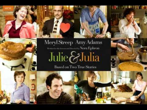 Julie & Julia (soundtrack) - Time After Time - 21