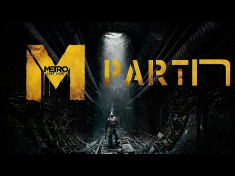 Metro Last Light Ranger Hardcore Walkthrough PC PS3 Chapter 18 UNDERCITY BIG MOMMA BOSS FIGHT P17