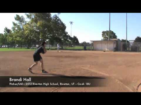 Brandi Hall 2012, PUTIL Skills Video Sep 2011
