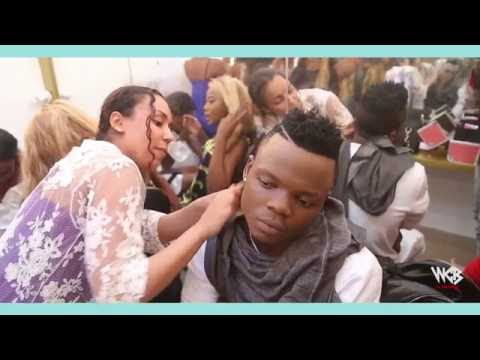DULLY SYKES FT HARMONIZE - INDE Behind the Scene Video