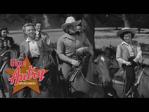 Gene Autry & Mary Lee - Ride, Tenderfoot, Ride (from Ride, Tenderfoot, Ride 1940)