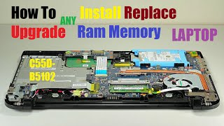 Ram Upgrade Simple Laptop