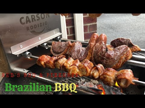 How to cook Brazilian BBQ on the Carson Rodizio