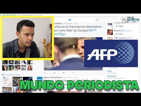 MUNDO PERIODISTA: Opinión y análisis sobre Agence France Presse AFP | Viktopoulus