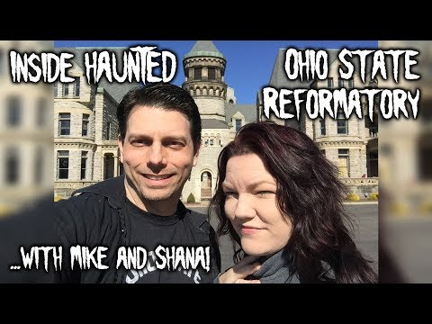 Inside HAUNTED Ohio State Reformatory!