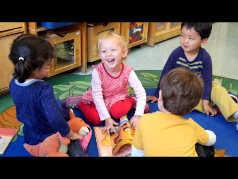 Open House Nursery School promo video