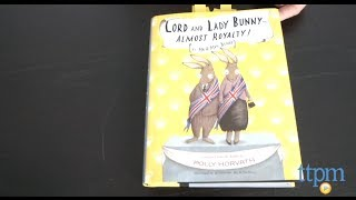 Lord and Lady Bunny -- Almost Royalty! published by Schwartz & Wade