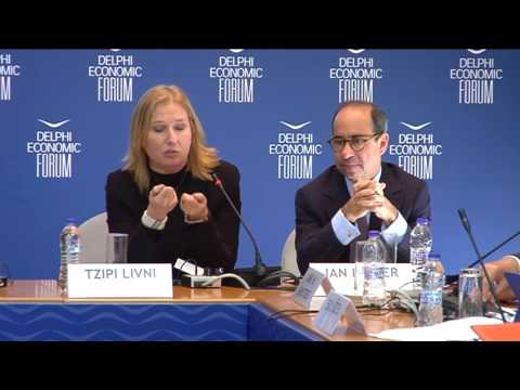 Power Shifts in a Multipolar Wolrd (discussion) | Delphi Economic Forum 2017