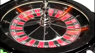 AMERICAN ROULETTE TABLE & LASER WHEEL