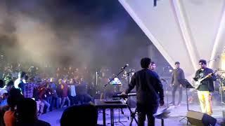 Ava Enna Song by Karthik in UST Global Technopark