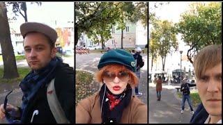 Gambar cover Liūdni Slibinai - Mergaitė (oficialus vaizdo klipas)