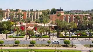 انضر مدينة مراكش المغربية ستصبح العاصمة للكرة الارضية