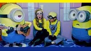be a minion   a musical tribute to the minions movie