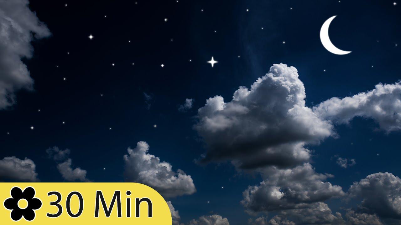 30 Minute Deep Sleep Music, Peaceful Music, Meditation Music, Sleep  Meditation Music, ✿2313D
