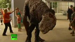 Dinosaurs in Australia: Fright at the Museum