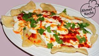 Manti | AhmetKocht | türkisch kochen | Ramadan Spezial