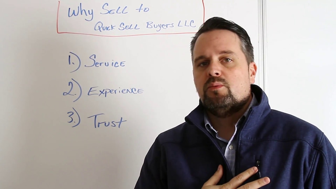 Why Sell to Quick Sell Buyers LLC