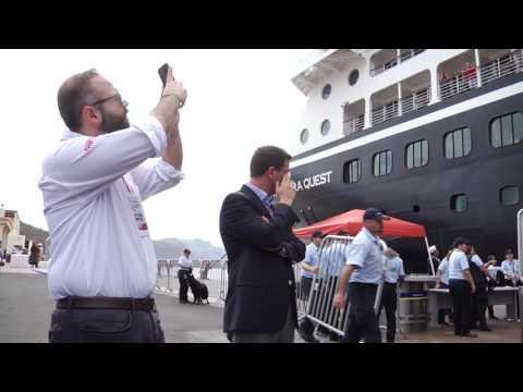 Crucero Azamara Quest en Guaymas