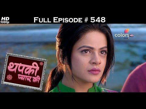 Thapki Pyar Ki - 13th January 2017 - थपकी प्यार की - Full Episode HD