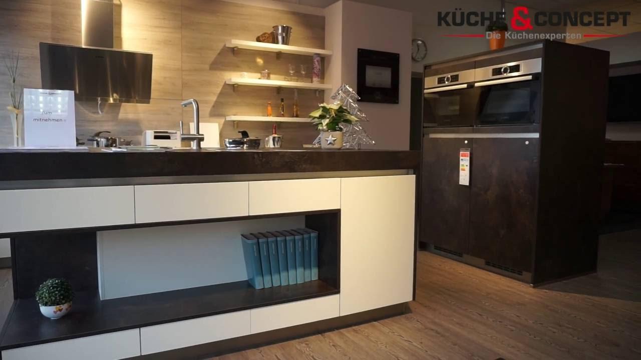 Kuchenstudio Dortmund Musterkuche 1 Youtube