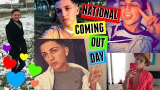 NATIONAL COMING OUT DAY!!! || Carsen Lee - Hey Its Carsen