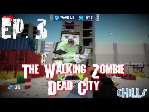 The Walking Zombie Dead City Ep. 3