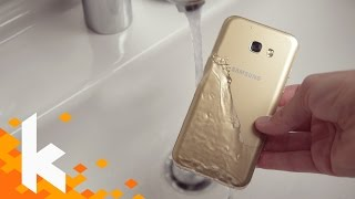 Goldene Mitte? Galaxy A5 (2017) Review!