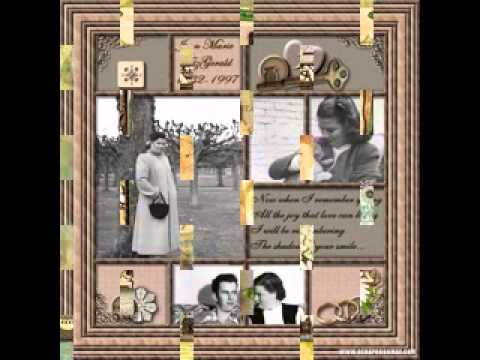 Creative Scrapbook Shadow Box Ideas Youtube