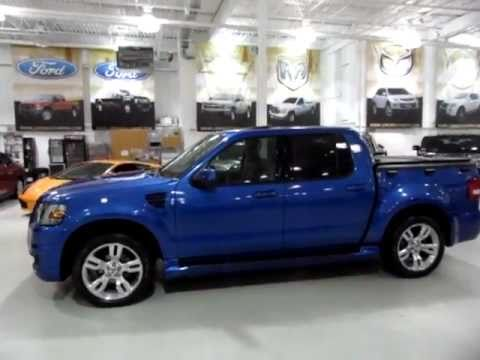 Ford Explorer Sport Trac Adrenalin 2010 Www Leroiducamion Com A3578 1