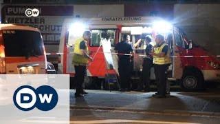 عملية طعن في قطار بمدينة فورتسبورغ | الأخبار
