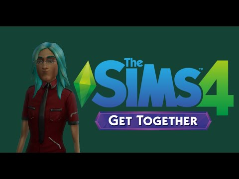The Sims 4 Get Together Part 5 What's his Face  
