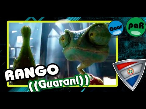 Rango | Doblaje en guarani GuarpaR
