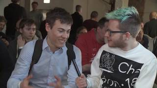 Round 11. Interview with one of the spectators of the tournament