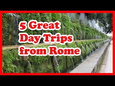 5 Great Day Trips from Rome | Italy Travel Guide