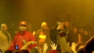 Busta Rhymes live at Noxx Antwerp - just make it clap
