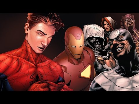 7 Things Marvel Can't Do in Captain America: Civil War  IGN Conversation