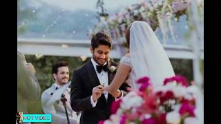 Samantha Ruth Prabhu bollywood actress wedding ceremony video clips !!!