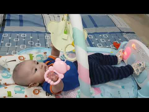 Michelle Play With Baby Musical Playgym