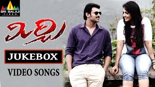 Mirchi Jukebox Video Songs | Prabhas, Anushka, Richa | Sri Balaji Video