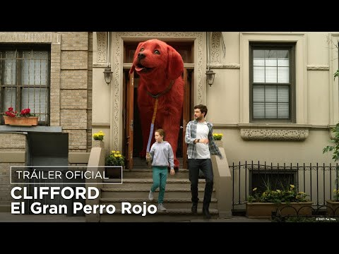 CLIFFORD: EL GRAN PERRO ROJO | Trailer oficial en español (HD)