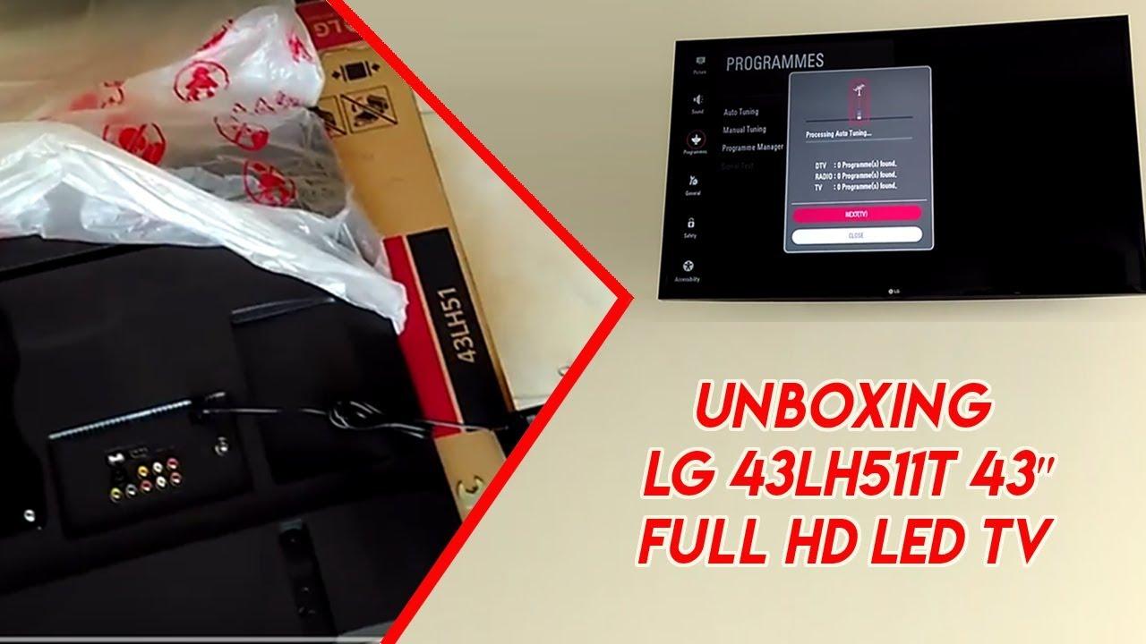 Lg Tv Led 43 43lh511t Daftar Harga Terkini Dan Terlengkap Toko Online 49 Inch 49lh511t Hitam Unboxing Full Hd