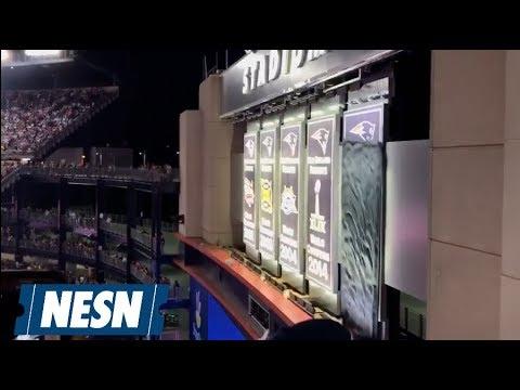 Patriots 5th Super Bowl Banner Ceremony Rocks Gillette Stadium