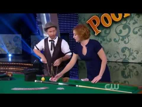 Chef Anton Hustles Penn & Teller:  Get a Free Pool Hustler's Magic Trick