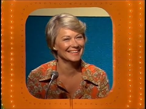 Match Game 78  Hope Lange  1233