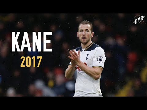 Harry Kane - PL Golden Boot Winner - Sensational Goalshow 2017   HD