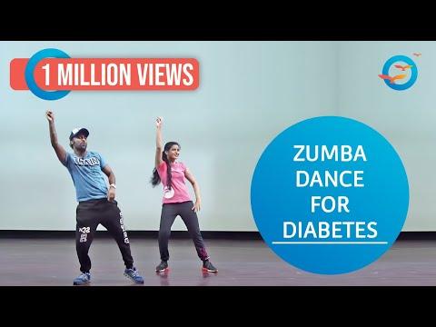 Zumba Dance For Diabetes