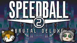 Versus - Speedball 2: Brutal Deluxe - Sega Genesis