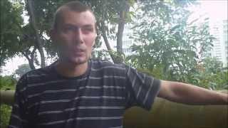 Константин Дятлов показал место, где обнаружил тело Вики Вылегжаниной.